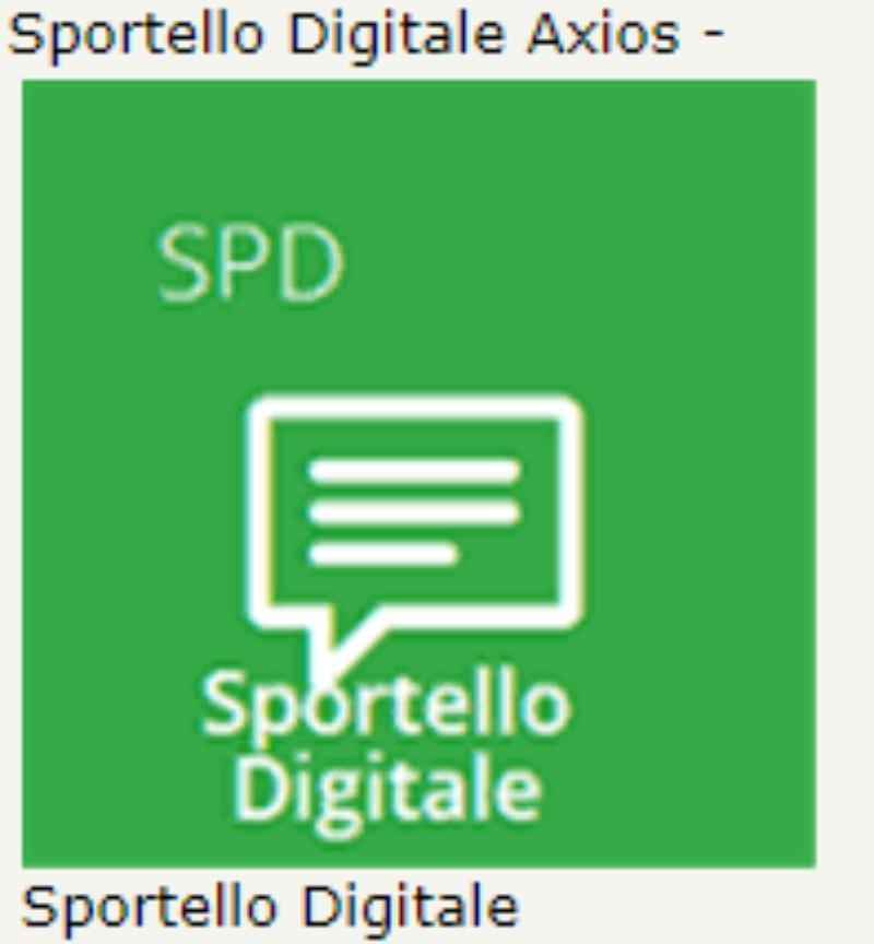 Sportello web