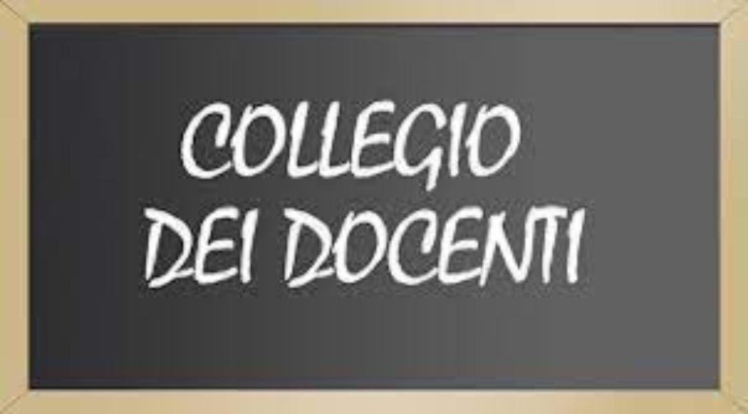 Comunicazione n. 48 - Convocazione Collegio docenti