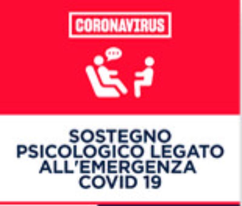 """Comunicazione n. 60 - PROGETTO """"SPORTELLO ASCOLTO EMERGENZA COVID - AGGIORNAMENTO"""
